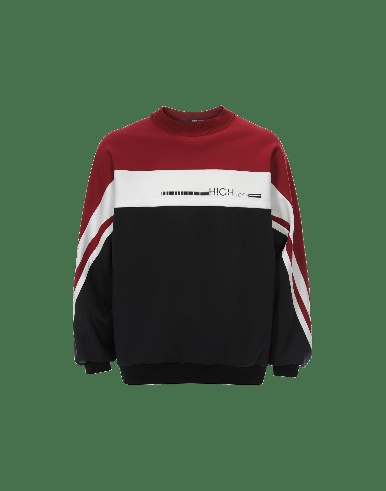 Bandes TateSweat Des Horizontales Shirt Avec tQrCsdh