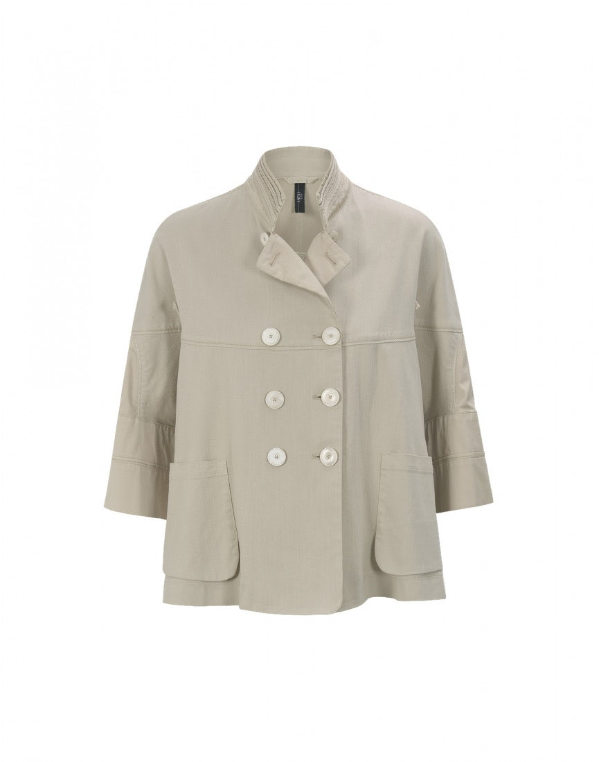 CARACO: Beige short swing jacket - All - Woman - Spring Summer 17 ...