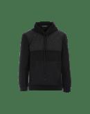 INTERCEPTOR: Man's technical jersey hoodie
