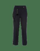 FIDGET: Pantaloni a gamba dritta blu navy