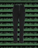 STANCE: Pantaloni in jersey nero con vita elasticizzata