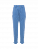 "PREPPY: Blaue Jeanshose mit ""doppelter"" Konstruktion"