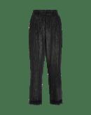 HUSTLE: Pantaloni in principe di Galles sfumato