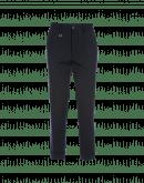 INTEND: Pantaloni dritti in lana vergine blu navy