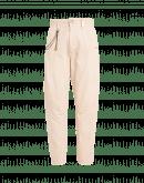 RUNAWAY: Pantaloni comodi in denim sovra tinto in rosa