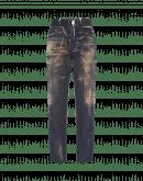 MIMIC: Pantaloni in velluto sovra tinto