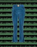 STRIKE UP: Pantaloni a campana in velluto stretch