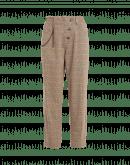 WANDERING: Pantaloni ampi in pied-de-poule