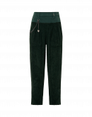 OPPOSING: Pantaloni in velluto a coste e cotone
