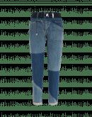 KICK-OFF: Jeans in denim doppio tono