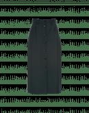 PRINCIPAL: Gonna dritta verde bosco con bottoni frontali