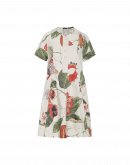 BOTANY: Floral tunic dress