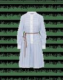 CAROUSEL: Hemdkleid mit Frontplatte