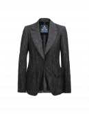 CHARISMA: Ombré shaded Prince of wales jacket