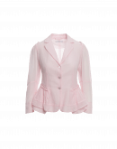 CAPRICE: Giacca leggera rosa chiaro