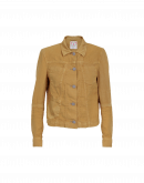 """PARITY: Saffron """"jeans"""" jacket"""