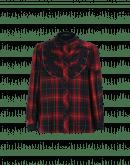 COURTLY: Camicia scozzese con decorazione frontale