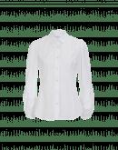 REJOICE: Camicia bianca con pizzo sulle maniche