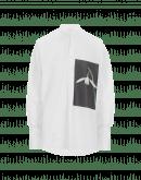 GALLANT: Camicia bianca con stampa fotografica