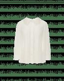 SO-TRUE: Camicia in seersucker con colletto ricamato