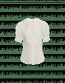 ADIEU: Rundhals-Hemd mit Latz