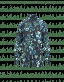 BOUNDARY: Camicia in crêpe de chine a stampa floreale
