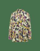 """READER: Camicia ampia con stampa """"camouflage floreale"""""""