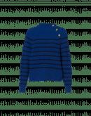 IDENTITY: Maglione in stile marinaro rigato