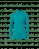 HIDEAWAY: Maglioncino turchese a collo alto