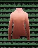 CONCLUDE: Maglioncino a collo alto con tonalità sfumata