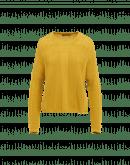 PARODY: Maglioncino giallo con intrecci variegati