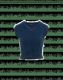 CASUALLY: Gilet in maglia in misto angora
