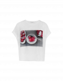 DEPICTION: ArtistatHIGH t-shirt with still life