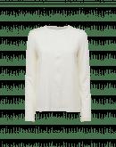 STARTLE: T-shirt a manica lunga con pannelli applicati