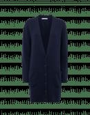 RELEVANT: Cardigan lungo in lana e angora
