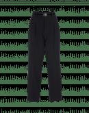 RATIONALE: Pantaloni blu navy in jersey tecnico