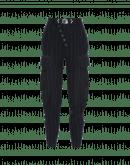 RIVALRY: Pantaloni gessati con abbottonatura diagonale