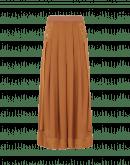 ASSURE: Super-wide leg pleated front pants