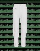 INITIALIZE: Pantaloni in jersey tecnico color avorio