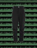 PULSATE: Schwarze Hose mit zahlreichen Falten