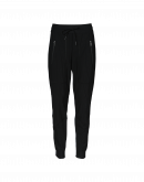 ENTRUST: Jogger in jersey tecnico gessato
