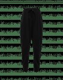 "EAGER: Pantaloni jogger in crêpe ""cady"" tecnico nero"