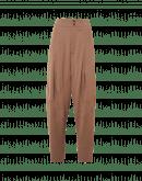 FUSION: Pantaloni a gamba curva con cuciture multiple