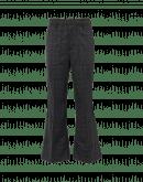 HYPE-UP: Pantaloni a gamba svasata in POW check con lurex