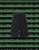 """NIMBLE: Doppellagen""""-Shorts aus Polyester und Techno-Köperstoff"""