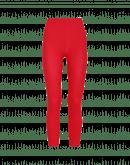 HALT: Leggings basici in jersey tecnico rosso