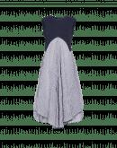 """VERITY: Textured jersey and """"seersucker"""" dress"""