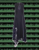 ELITIST: Ärmelloses Kleid mit zahlreichen Paneelen