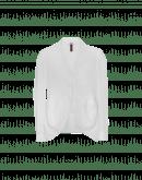 CHOSEN: Giacca bianca in georgette tecnico