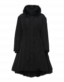 WILFUL: Fitted and flared winter weight parka
